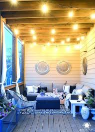 balcony lighting ideas. Balcony Lighting Ideas Best On Outside Garden Porch Pillars Navy Color String Small Bes