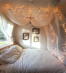 Diy Canopy With Lights Awesome Canopy Bed With Lights With Best Bed ...