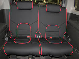 nissan pathfinder full piping seat covers rear seats