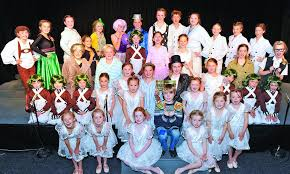 young stars bring crazy world of charlie and the chocolate factory  the cast of the bishop yards school of dance production of charlie and the chocolate factory