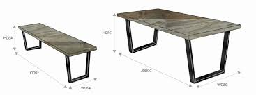 standard coffee table size big simple coffee table dimensions standard review best table design