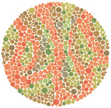 Online Eye Test Chart Ishihara Test For Color Blindness