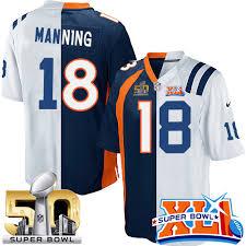 Peyton Manning Jersey Manning Peyton Peyton Split Split Jersey