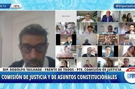 El FdT y la oposición volvieron a enfrentarse por la reforma del Ministerio  Público Fiscal – Parlamentario
