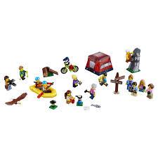 Купить <b>конструктор LEGO City Town</b> Любители активного отдыха ...