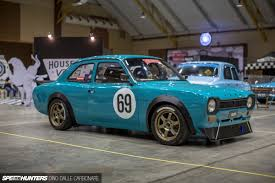A Toyota-Powered Ford Escort - Speedhunters