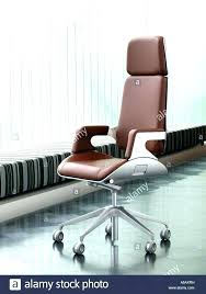 white luxury office chair. Luxury Office Chairs Uk Leather Executive Brushed Metal Brown Chair . White E