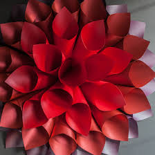 on paper flower wall art tutorial with easy diy star burst wall art lia griffith