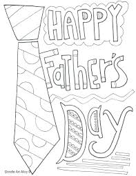 fathers day printable coloring pages coloring pages for dads happy fathers day coloring happy fathers day