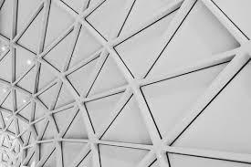 architectural design. Perfect Architectural White Modern Art Poster On Architectural Design