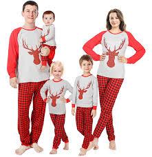Designer Christmas Pajamas 16 Matching Christmas Pajamas The Whole Family Will Love