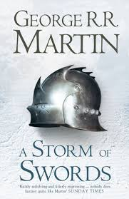 take two review a storm of swords a song of ice and fire by  over the last couple of years i have started re reading the asoiaf series the first time i all the books i felt completely rushed and didn t have a