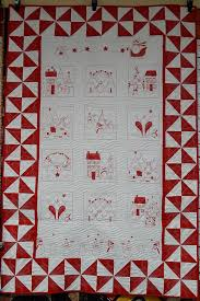 Quilting Blog - Cactus Needle Quilts, Fabric and More: Winter ... & Winter Wonderland Panel Adamdwight.com
