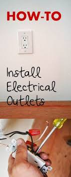 how to install electrical outlets from ana white com home diy how to install electrical outlets from ana white com home diy tutorials home repairs electrical outlets and diy home repair