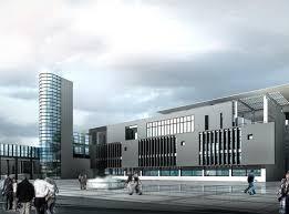 3D Office Design Stunning Office Building Design Metalrus