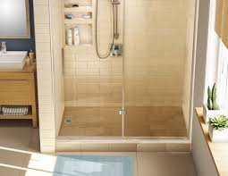 adorable classy idea replacing bathtub with shower enclosure showers home on replace