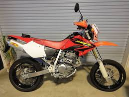 honda xr250 motard 2004 red 10 508 km details japanese