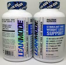 EVLution Nutrition - <b>LEANMODE</b> - <b>Stimulant Free Fat</b> Burner 150 ...