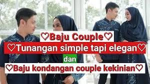 Discover the wonders of the likee. Baju Couple Tunangan Simple Tapi Elegan Baju Kondangan Couple Kekinian Baju Couple Kondangan Youtube