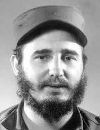Cara a cara entre el joven Fidel Castro y el viejo dictador Castro - Cuba Eterna - Gabito Grupos - fidel-castro-young