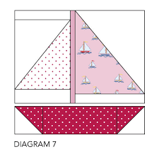 Sailboat quilt block. FINALLY found one wasn't to use this block ... & Make your own boat lift, sailboat quilt block pattern free, model boat kits  wood uk Adamdwight.com