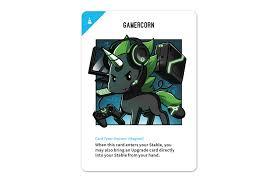 gamestop exclusive gamercorn card included