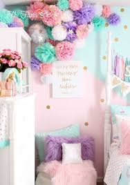 girl bedroom colors. the fancy shack: pastel girls room makeover girl bedroom colors