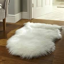 faux fur carpet white rug in living room singapore large ikea