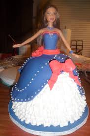 Barbie Birthday Cake Cakecentralcom