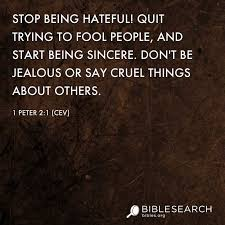 Christian Quotes On Jealousy Best Of Quotes About Being Sincere 24 Quotes
