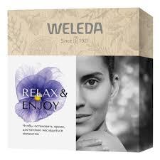 <b>Подарочный набор WELEDA Relax</b> & Enjoy — купить в интернет ...