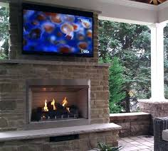 venting a gas fireplace to the outside outdoor gas fireplace system direct vent gas fireplace on