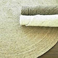 soft jute rug round braided designs in 6 foot ideas home ikea 6x9