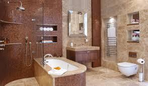 Brown Tiles Bathroom Ripples Bathrooms Bathroom Tiles