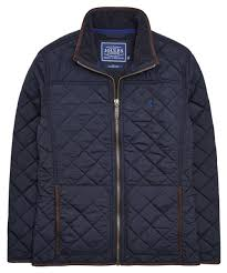 Men's Joules Retreat Quilted Jacket & Men's Joules Retreat Quilted Jacket - Marine Navy Adamdwight.com