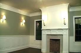 crown moulding around stone fireplace fireplaces molding mantel