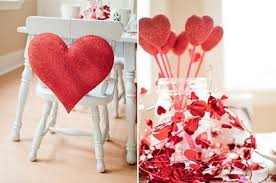 Small Picture Decorative Hearts Modern Bedroom Valentine Ideas For How To Make