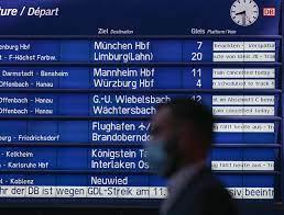 Die gewerkschaft deutscher lokomotivführer will zum streik bei der deutschen bahn aufrufen. Deutsche Bahn Steuert Auf Neuen Streik Zu Tarifkonflikt Die Rheinpfalz