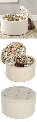 Shoe Storage Ottoman Best 25 Small Storage Ottoman Ideas On Pinterest Storage
