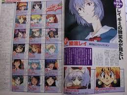80 90年代アニメの人気女性キャラ読者投票で決まる歴代アニメ