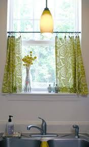 Italian Kitchen Curtains