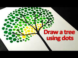 Right click on a ttree and select startviewer. How To Draw Tree For Kids Dot Painting Art Easy دیدئو Dideo