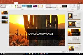 Office 365 Powerpoint Designer Powerpoint Designer Whats New And Whats Next Microsoft