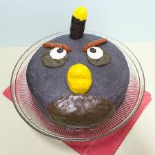 black bird cake