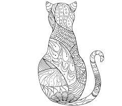Download Animali Mandala Da Colorare Disegni Da Colorare