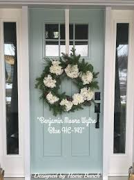 exterior door paint colorsHome Paint Color Ideas with Pictures  Bell Custom Homes