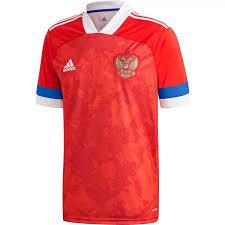 Wie schon 2016 nehmen 24 nationalmannschaften an der endrunde teil. Adidas Russland Heimtrikot Em 2021 Xl 64 95