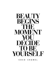 Chanel Beauty Quotes Best of Best Inspirational Positive Quotes Beauty Begins The Moment You