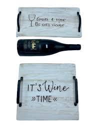 More images for frasi matrimonio e vino » Vassoio Legno Frase Sul Vino Idea Regalo Personalizzata