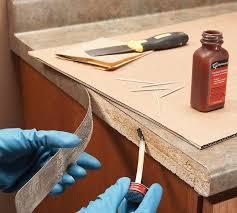 replacing laminate kitchen countertops